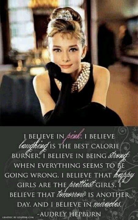 Audrey Hepburn quote http://whowasbenjaminfranklin.com/?p=193
