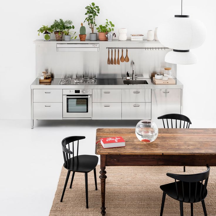 ALPES INOX • Cucine su misura, elettrodomestici ad incasso