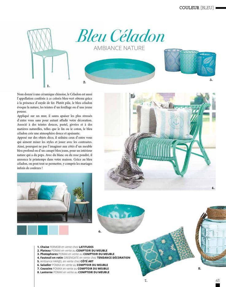 les 25 meilleures id es de la cat gorie bleu celadon sur pinterest celadon katie green et le. Black Bedroom Furniture Sets. Home Design Ideas