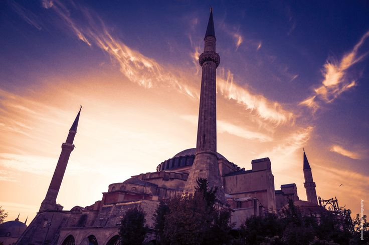 Ayasofya (Hagia Sofia), Istanbul