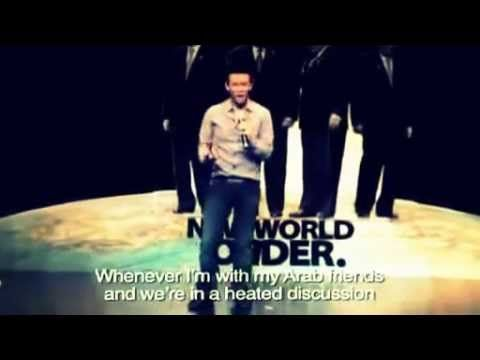 Wonho Chung - One of The Best Arabic Stand Up Comedians