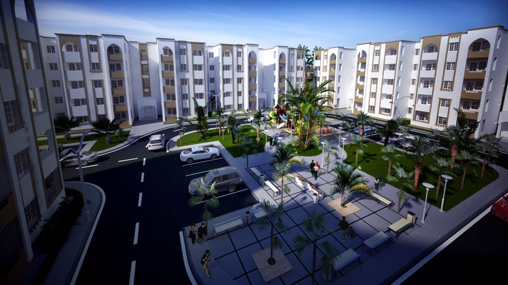 """""""MIX"""" RESIDENTIAL DISTRICT www.noveltyae.ro"""