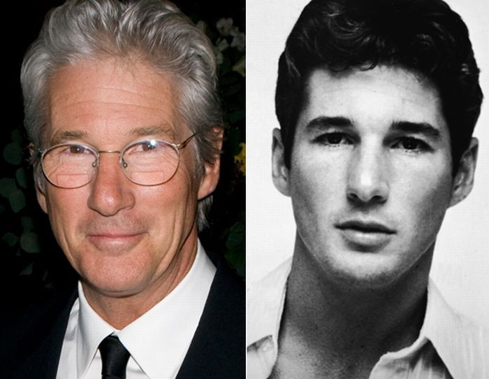 80s Sex Symbols. Then And Now (13 pics) Richard Gere