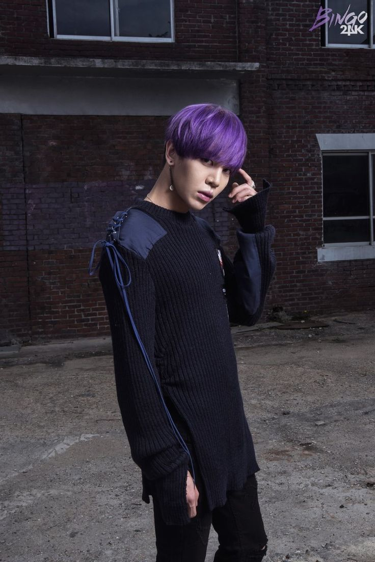 24K   BINGO #Hui #휘 #투포케이