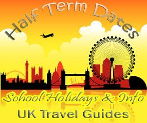 Half Term Dates, Travel Guides and UK School Holidays