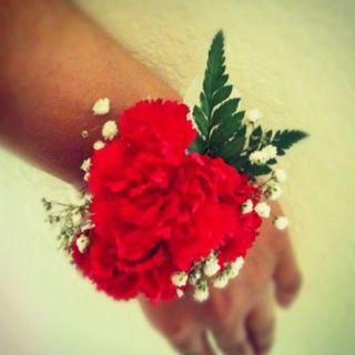Red Carnation on Pinterest   Carnation Bouquet, Carnation Wedding ...