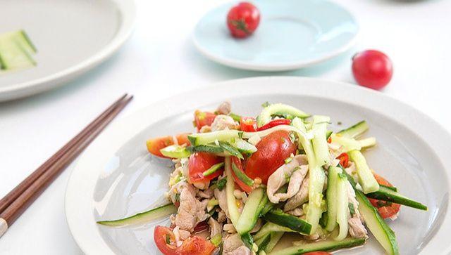Салат с курицей - пошаговый рецепт