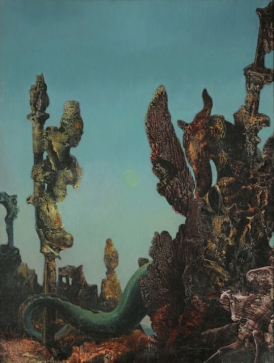 Max Ernst, The Endless Night 1940