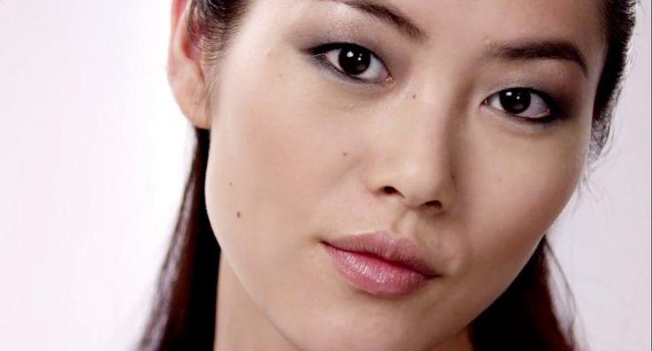 maquillage asiatique smokey eyes sur yeux brid s r sultat make up pinterest smokey eye. Black Bedroom Furniture Sets. Home Design Ideas