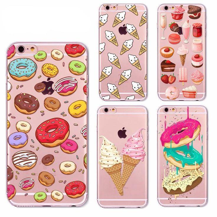 Coque iPhone Desserts