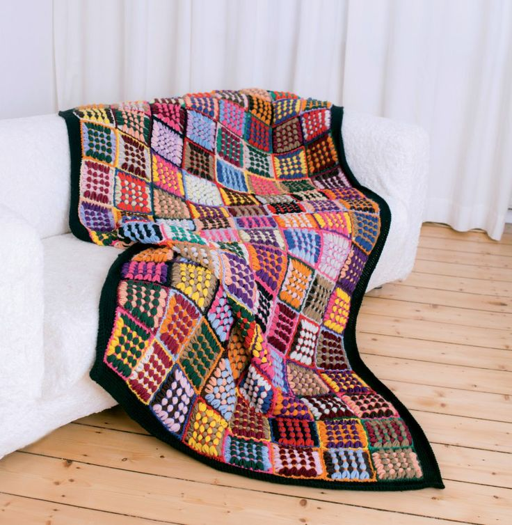 Loom blanket, for more languages click here: http://www.prym-consumer.com/prym/proc/docs/0H0H004e2.html?nav=0H0H007iz