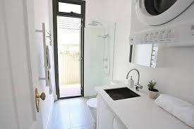 This could be the answer to my problem!!! Not enough room for a full en suite, but this could work!