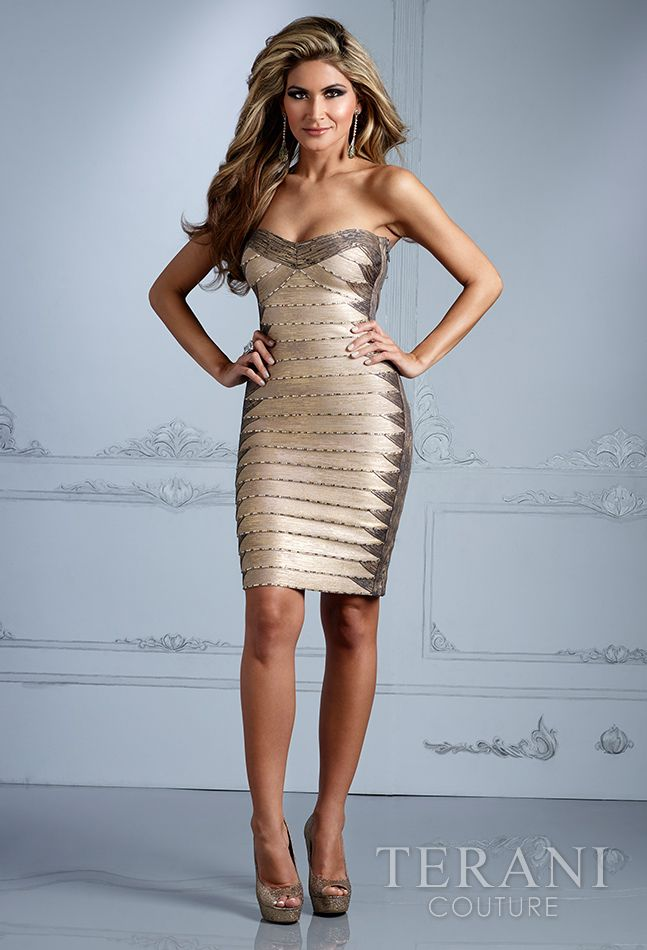 20 Gorgeous Cocktail Dresses For 2014 By Terani - Fashion Diva Design