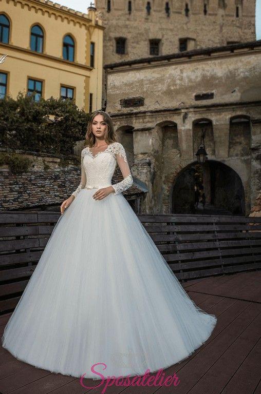 Abiti Da Sposa Online Economici Italiani Abiti Da Sposa Sposa Abiti