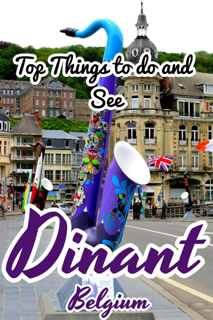 Discover the top things to do in Dinant Belgium the hidden gem of Wallonia. The unique points of interest include 13th-century church and impressive limestone caves.