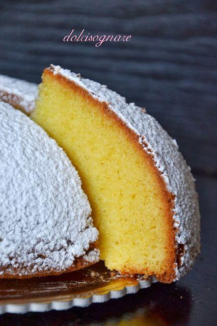 Italian Food ~ #food #Italian #italianfood #ricette #recipes ~ Amor polenta Bergamo Cake