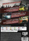Product Description Need for Speed Collection Includes Underground, Underground 2 and Most Wanted! Need for Speed: Underground Enter the world of urban street racing and high performance tuner cars with the latest title in the hit Need for Speed series: Need for Speed Underground.