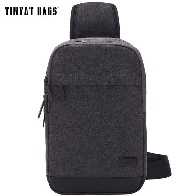 Check lastest price TINYAT Men Light Casual Waist Pack Chest Bag Pack Crossbody Bag Six Bags Functional Convenient Mobile Phone Belt Bag T602 Gray just only $13.49 with free shipping worldwide  #crossbodybagsformen Plese click on picture to see our special price for you