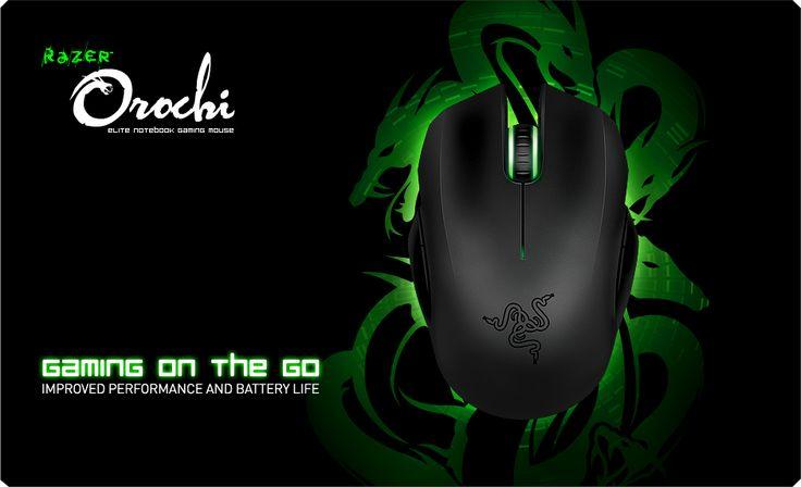 Razer Orochi Gaming Mouse - Elite Notebook Gaming Mouse - Razer United States