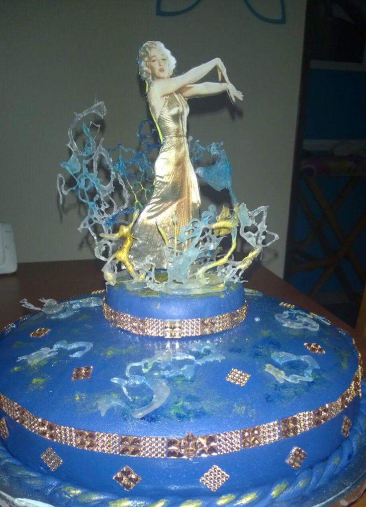 torta Marilyn Monroe