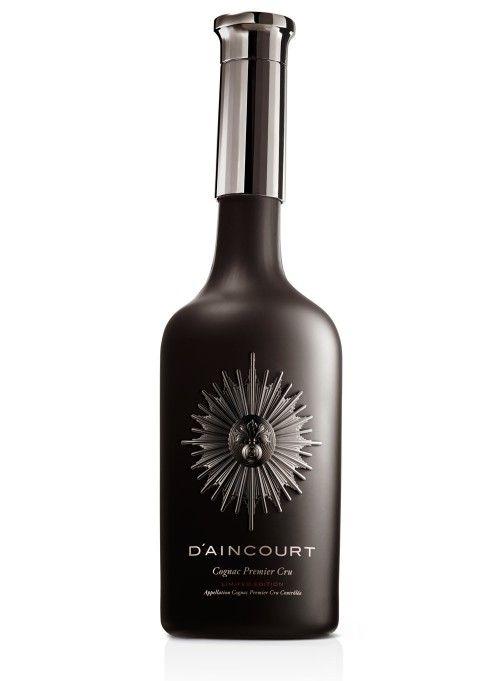 PREMIER CRU COGNAC - D'AINCOURT.  MADE IN FRANCE COGNAC.  NOW AVAILABLE ONLINE!  #MadeInFrance #Cognac