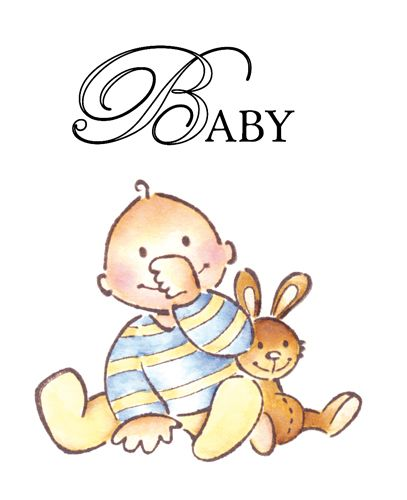 17 Best images about Clipart - Baby on Pinterest | Clip art, Baby ...