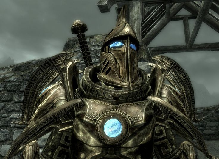Dwemer Power Armor