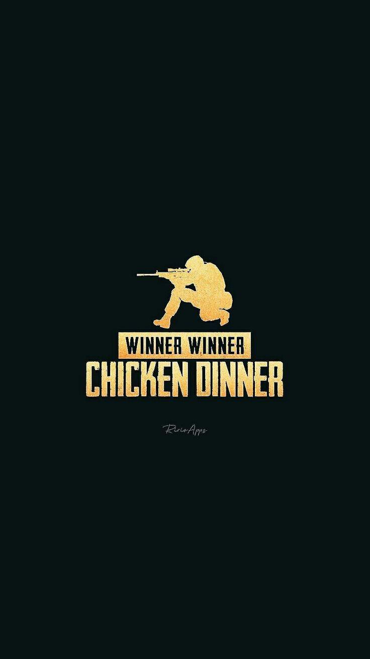 Chicken Dinner Winner Winner Chicken Dinner Gaming Wallpapers