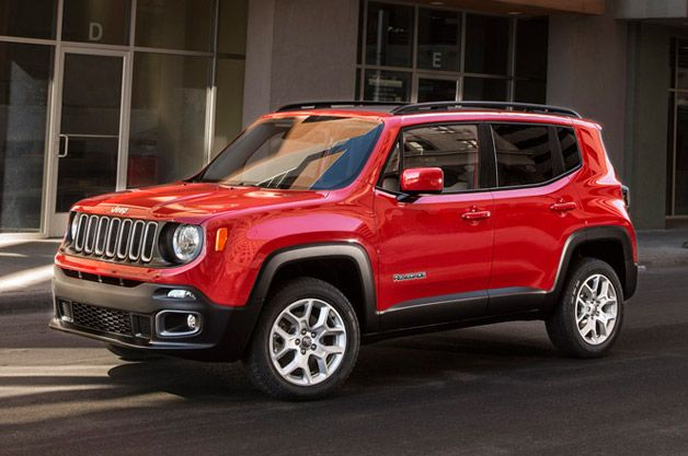 Oh how we've immediately fallen in love with the 2015 Jeep Renegade. What do you think of it? #Jeeps #New #CUV