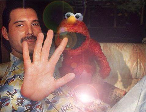 freddie and muppet
