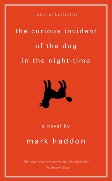 The Curious Incident of the Dog in the Nighttime: Book Club, Worth Reading, Dogs, Markhaddon, Mark Haddon, Books Worth, Nighttime, Night Time