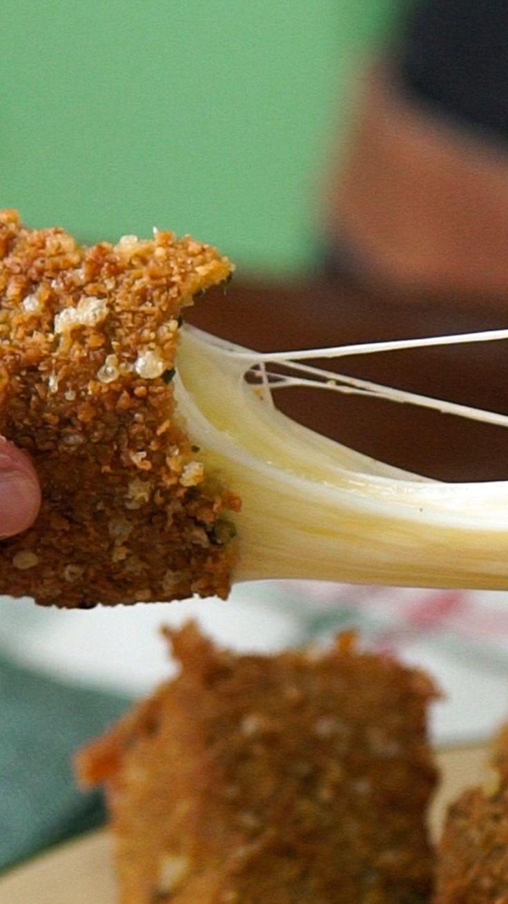 Food Discover Muzzarelitas a la Provenzal Veggie Recipes, Fall Recipes, Indian Food Recipes, Gourmet Recipes, Vegetarian Recipes, Rice Krispies, Good Food, Yummy Food, Yummy Appetizers