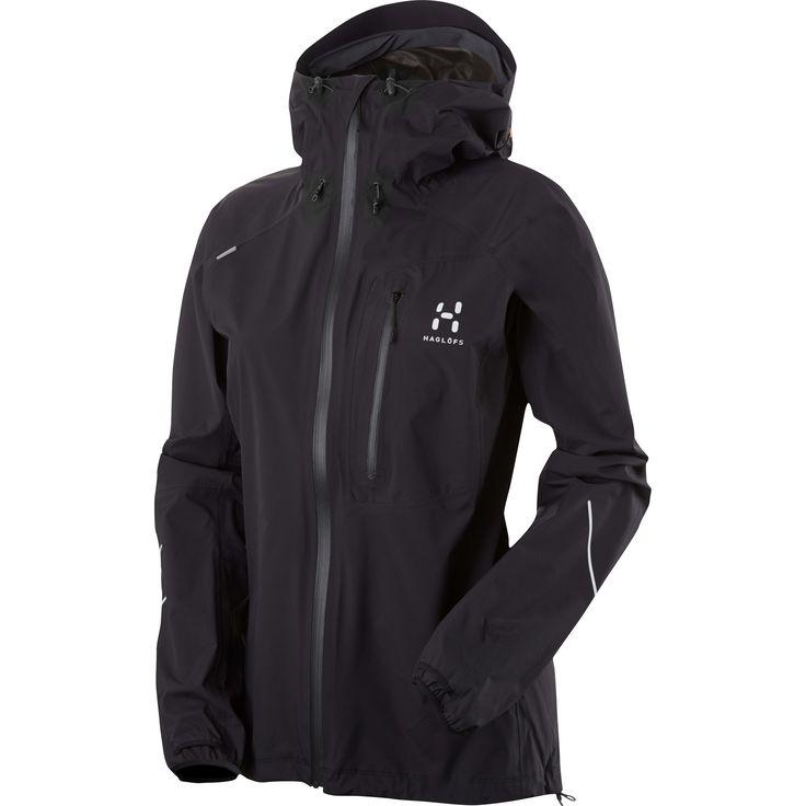 Minimalistisk og svært enkel å pakke. L.I.M III Jacket Women-jakken har alle de viktige egenskapene uten vekten. Den er vind- og vanntett, har hette og full formtilpassning.