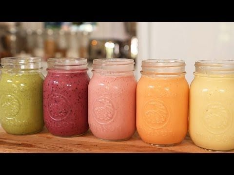 Five Easy Mouthwatering Smoothie Recipes - Gwyl.io