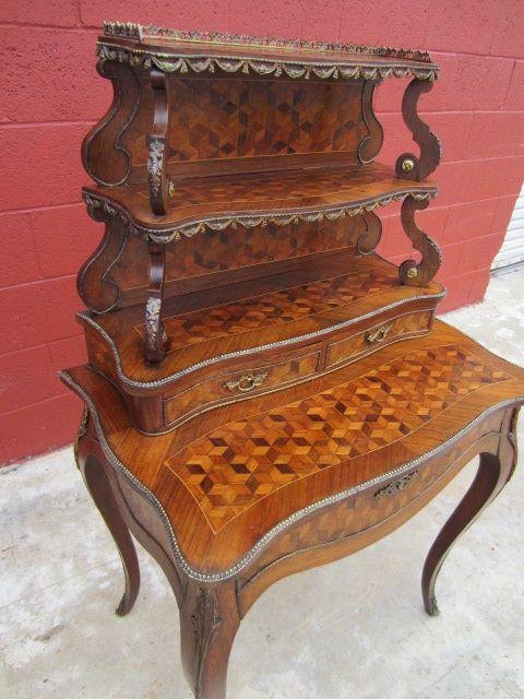 27 best desks images on pinterest | antique writing desk, desks