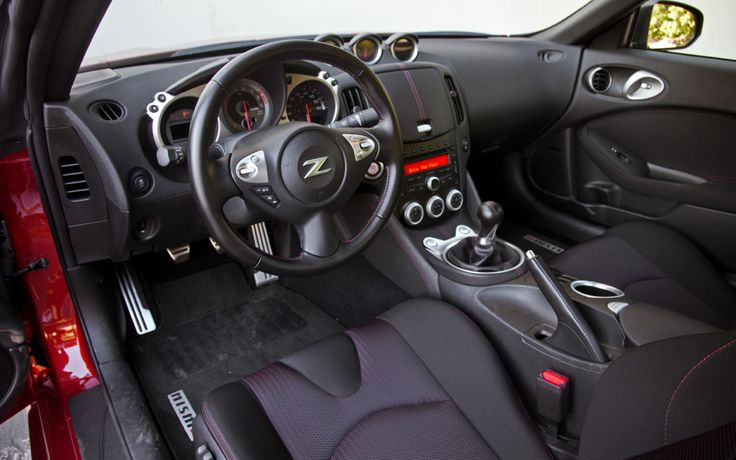 nissan 370z nismo interior center car image pinterest interiors nissan 370z and nissan. Black Bedroom Furniture Sets. Home Design Ideas