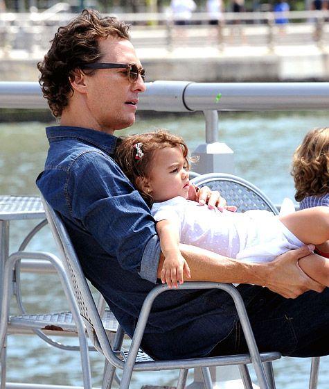 Matthew and Vida McConaughey