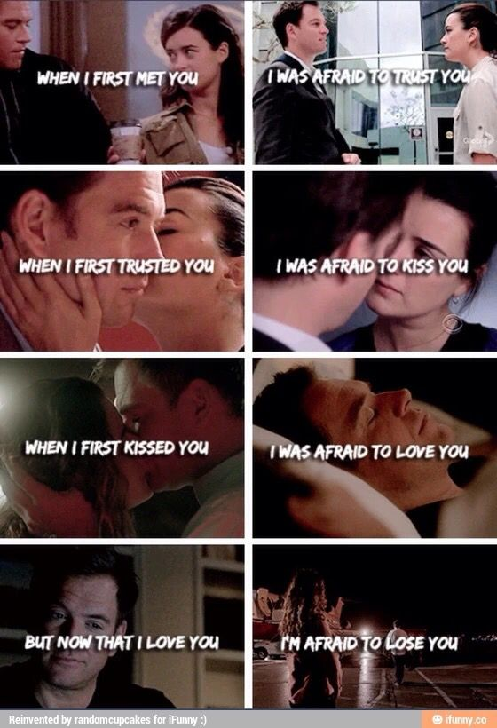 NCIS tiva - them to a T                                                       …