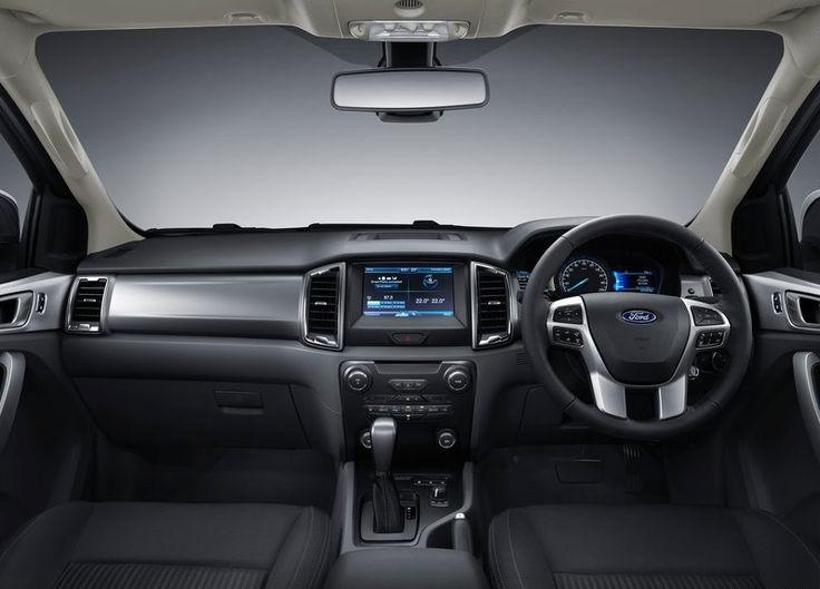 2016 Ford Ranger Interior
