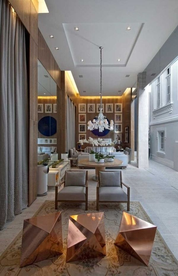 Home Interior Ideas: How To Decorate A Lobby?