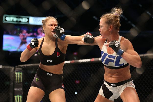 Ronda Rousey Says She Had Suicidal Thoughts After Losing To Holly Holm