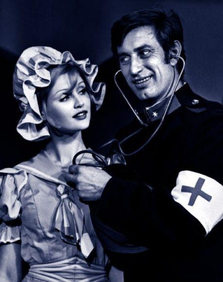 Siegfried Rauch und Alexandra Marischka