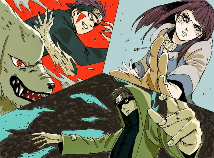 Naruto Shippuden  Team 8Naruto Team 8