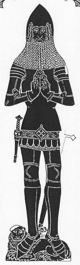 John Russell 1340–1405  BIRTH 1340 • Worcester, Worcestershire, England DEATH 1405 • Suffolk, England 18th great-grandfather. Burial: St. John the Baptist Churchyard, Strensham, Worcestershire, England. Wife: Anne Planches