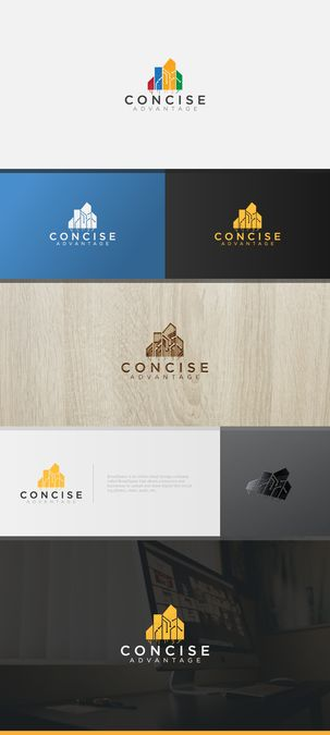 Create a capturing design for a technology consulting company. by KANGADONE
