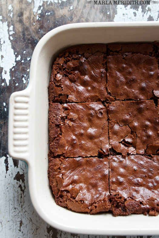Flourless Chocolate Brownies | 21 Flourless Chocolate Desserts That Will Never Let You Down