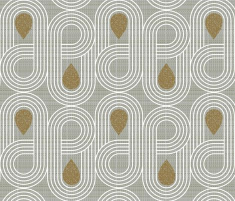 [Throw Pillow] endless highway fabric by ottomanbrim on Spoonflower - custom fabric