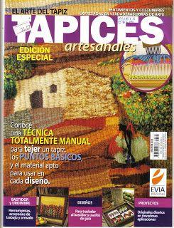 Revistas de Manualidades Para Descargar: Tapices