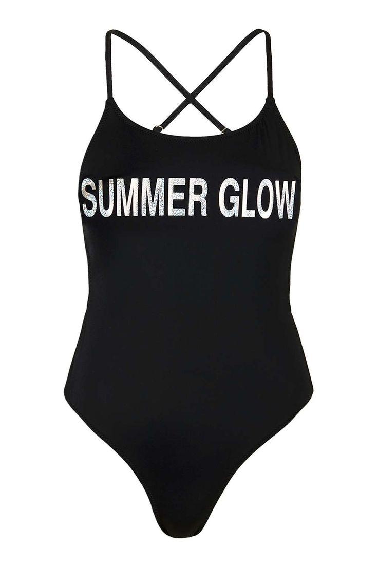 Summer Glow Swimsuit - Topshop