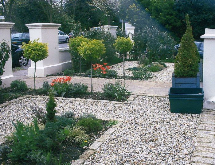 Landscaping Driveway Entrances Pictures : About driveway entrance landscaping on